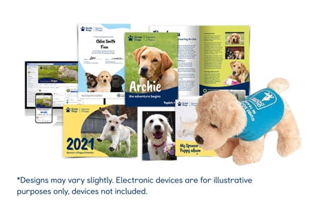 Guide Dogs Gift Pack