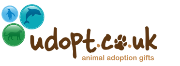 udopt.co.uk Animal Adoption Gifts